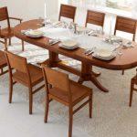 Set Kursi Meja Makan  Mewah