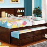 Ranjang \ Dipan | Tempat tidur laci penyimpanan