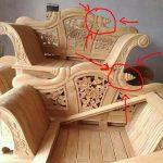 asal nama kursi tamu madura keong
