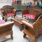 kursi tamu madura model Arjuna berkualitas dan murah